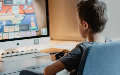 KIDS IN QUARANTINE: HOW MORE TIME ONLINE MEANS MORE RISK